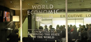 Impression of the World Economic Forum